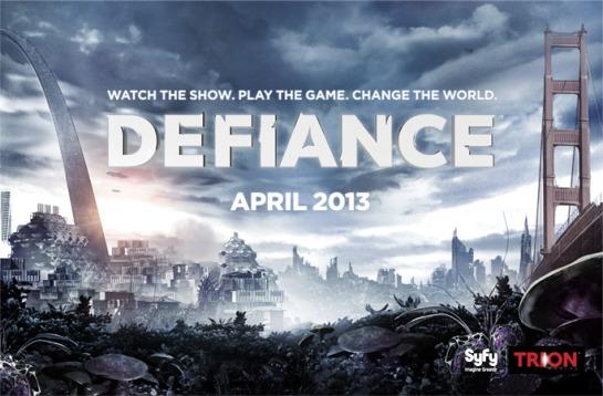 Defiance Release Date